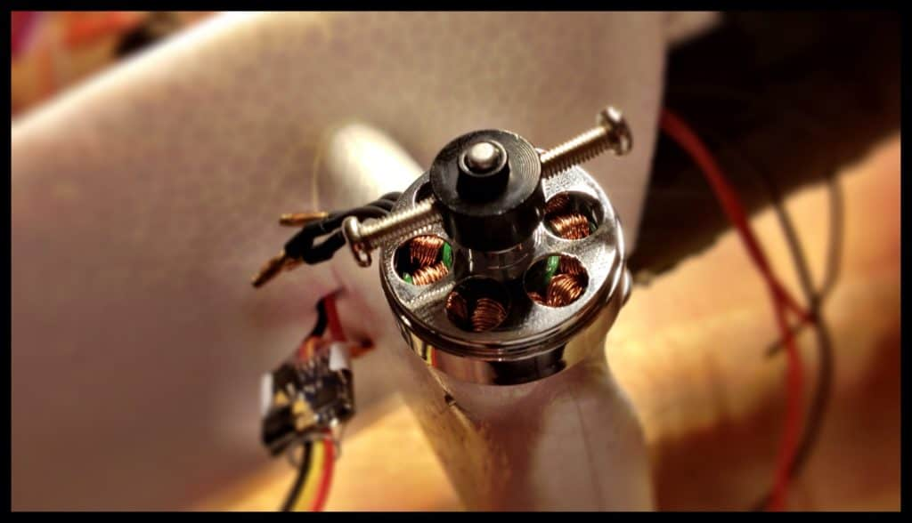 Drone Brushless Motor