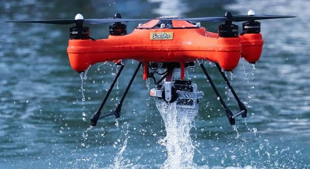 Best Waterproof Drones and Quadcopters Out Today (June 2020)