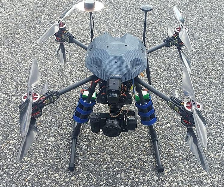 Our Second Most Expensive Drone Is The X8 640 R Thermal Surveying And Mapping If You Are In Business Of Doing Roof Inspections This Could Be