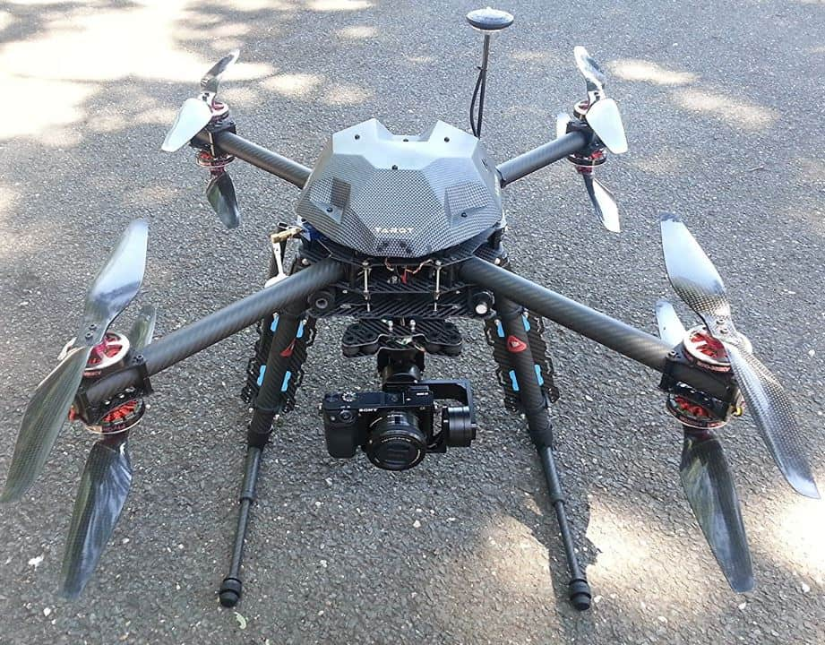 7 Most Expensive Drones The Elite Quadcopter Collection