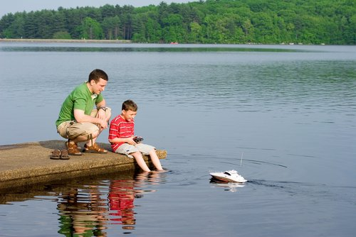 best rc boats for kids